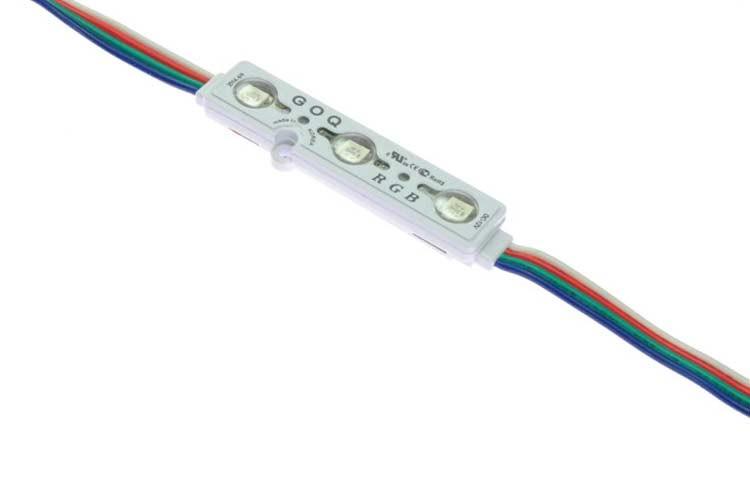 3 LED RGB Module